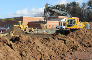 Construction Begins on O'Connell Athletic Center Expansion