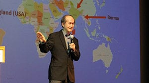 Murphy Lecture 2018 Rev. Joseph Cheah, OSM, Ph.D.