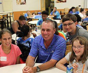 USJ Hosts Ivan Lendl Adaptive Sports Camp