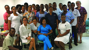 Nursing in Guyana – Making a Difference