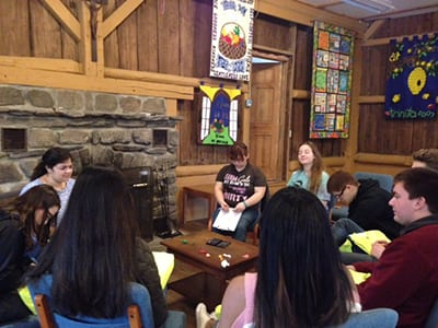 Campus Ministry - Retreat