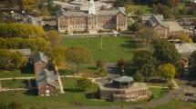 USJ Aerial Campus Photo