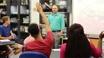 Derek Dube Classroom