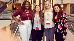 USJ Honors Students Present at Northeast Regional Honors Conference