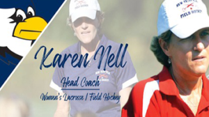 Nell Named Head Women's Lacrosse/Field Hockey Coach