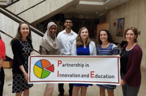 USJ Students Win Top Spots During PIE Fellowship