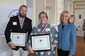 USJ Recognizes Veterans at Observance and Awards Ceremony