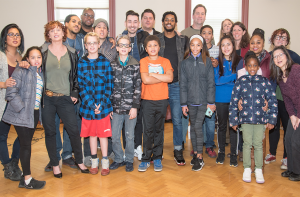 USJ's ArtsMentors Program Receives $10,000 in Funding from the  Richard P. Garmany Fund at the Hartford Foundation for Public Giving