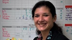 Internship Success: Jacquelyn Corriveau '20