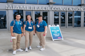 USJ Students Experience Super Bowl LIV