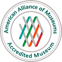 American Alliance of Museums - Accredited Museum logo